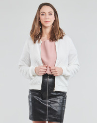 Oblečenie Ženy Mikiny Moony Mood CHUCK Biela