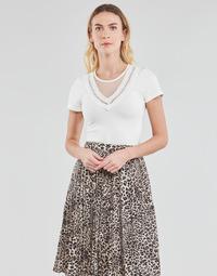 Oblečenie Ženy Blúzky Moony Mood DURINO Biela
