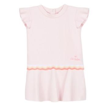 Oblečenie Dievčatá Krátke šaty Lili Gaufrette NARITTE Ružová