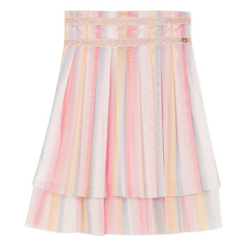 Oblečenie Dievčatá Sukňa Lili Gaufrette MIREILLE Viacfarebná