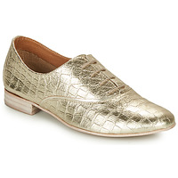Topánky Ženy Derbie Karston JOCHOI Zlatá