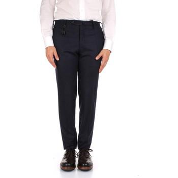 Oblečenie Muži Oblekové nohavice Incotex 1AT091 1721T Blue