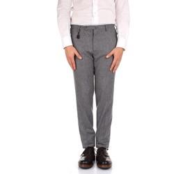 Oblečenie Muži Oblekové nohavice Incotex 1AT091 1721T Grey