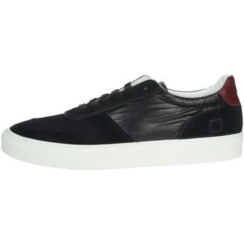 Topánky Muži Nízke tenisky Date E20-175 Black