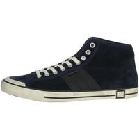Topánky Muži Členkové tenisky Date E20-126 Blue
