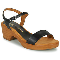 Topánky Ženy Sandále Unisa IRITA Čierna