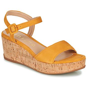 Topánky Ženy Sandále Unisa KOME Žltá