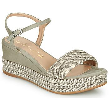 Topánky Ženy Sandále Unisa KATIA Svetlá telová