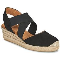 Topánky Ženy Sandále Unisa CELE Čierna