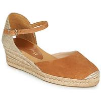Topánky Ženy Sandále Unisa CISCA Ťavia hnedá