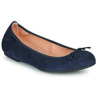 Topánky Ženy Balerínky a babies Unisa ACOR Námornícka modrá