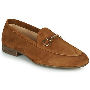 Topánky Ženy Mokasíny Unisa DALCY Ťavia hnedá
