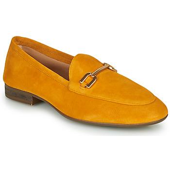 Topánky Ženy Mokasíny Unisa DALCY Žltá horčicová
