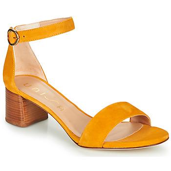 Topánky Ženy Sandále Unisa GELETE Žltá