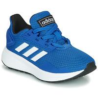 Topánky Deti Nízke tenisky adidas Originals DURAMO 9 K Modrá
