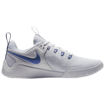 Topánky Chlapci Fitness Nike Chaussures  Air Zoom Hyperace 2 blanc/bleu roi