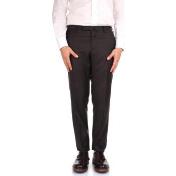 Oblečenie Muži Oblekové nohavice Incotex 1AT030 1010T Brown