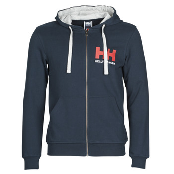 Oblečenie Muži Mikiny Helly Hansen HH LOGO Námornícka modrá