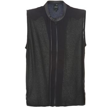 Oblečenie Ženy Blúzky G-Star Raw 5620 CUSTOM Čierna