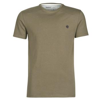 Oblečenie Muži Tričká s krátkym rukávom Timberland SS DUNSTAN RIVER CREW TEE Kaki