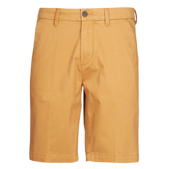 Oblečenie Muži Šortky a bermudy Timberland SQUAM LAKE STRETCH TWILL STRAIGHT CHINO SHORT Béžová