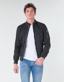 Oblečenie Muži Bundy  Schott KENNY Čierna