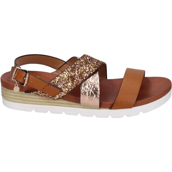 Topánky Ženy Sandále Rocco Barocco Sandále BP202 Hnedá