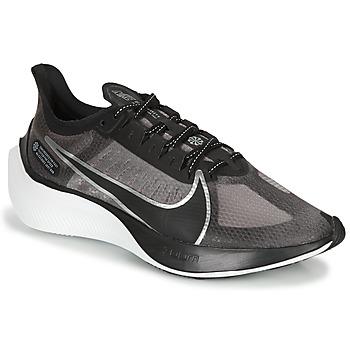 Topánky Muži Bežecká a trailová obuv Nike ZOOM GRAVITY Čierna