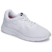 Topánky Ženy Nízke tenisky Nike TANJUN Biela
