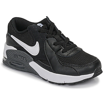 Topánky Deti Nízke tenisky Nike AIR MAX EXCEE PS Čierna / Biela