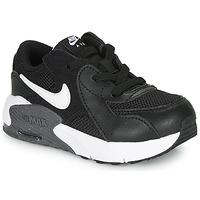 Topánky Deti Nízke tenisky Nike AIR MAX EXCEE TD Čierna / Biela