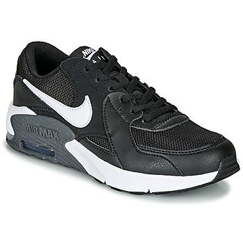 Topánky Deti Nízke tenisky Nike AIR MAX EXCEE GS Čierna / Biela