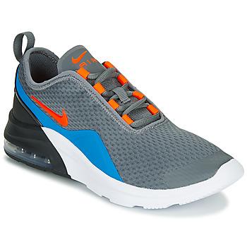 Topánky Deti Nízke tenisky Nike AIR MAX MOTION 2 GS Šedá / Modrá