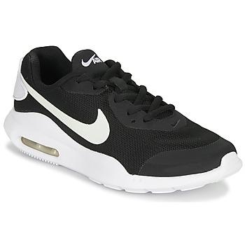 Topánky Deti Nízke tenisky Nike AIR MAX OKETO GS Čierna / Biela