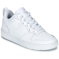 Topánky Deti Nízke tenisky Nike COURT BOROUGH LOW 2 GS Biela