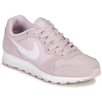 Topánky Dievčatá Nízke tenisky Nike MD RUNNER 2 PE GS Ružová