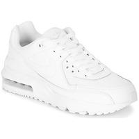 Topánky Deti Nízke tenisky Nike AIR MAX WRIGHT GS Biela