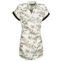 Oblečenie Ženy Krátke šaty Volcom VACAY ME SS DRESS Biela