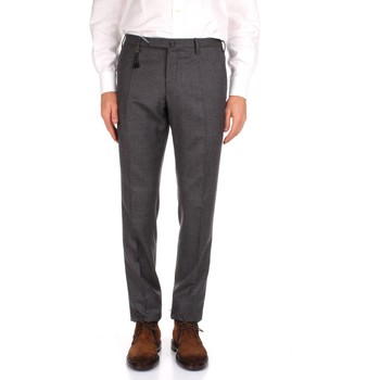 Oblečenie Muži Oblekové nohavice Incotex 1AT030 1394T Grey