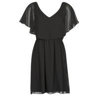 Oblečenie Ženy Krátke šaty Naf Naf LAZALE Čierna