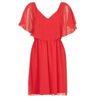 Oblečenie Ženy Krátke šaty Naf Naf LAZALE Červená