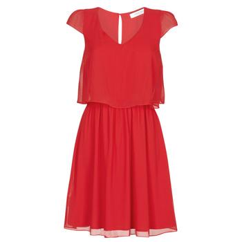 Oblečenie Ženy Krátke šaty Naf Naf NEW JOEY Červená