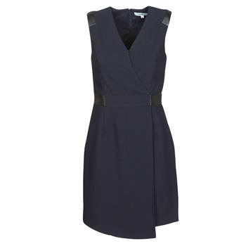 Oblečenie Ženy Krátke šaty Morgan RNEW Námornícka modrá