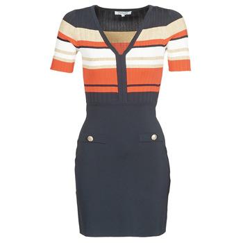 Oblečenie Ženy Krátke šaty Morgan RMDORA Námornícka modrá
