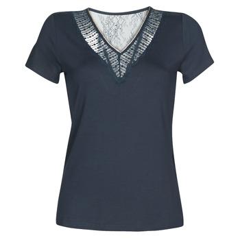 Oblečenie Ženy Tričká s krátkym rukávom Morgan DOHAN Námornícka modrá