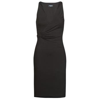 Oblečenie Ženy Krátke šaty Marciano MARCEL DRESS Čierna