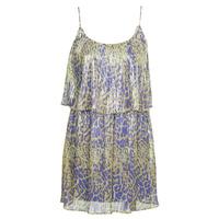 Oblečenie Ženy Krátke šaty Marciano LIQUID LEOPARD DRESS Viacfarebná