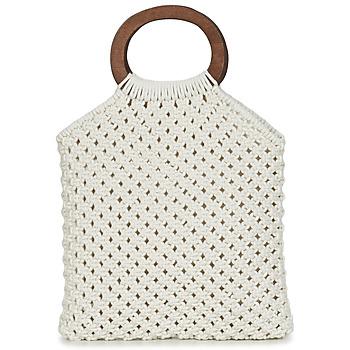 Tašky Ženy Veľké nákupné tašky  André GIULIA Béžová