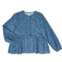 Oblečenie Dievčatá Blúzky Pepe jeans ISA Modrá