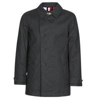 Oblečenie Muži Kabáty Tommy Hilfiger SHORT SB JACKET Námornícka modrá